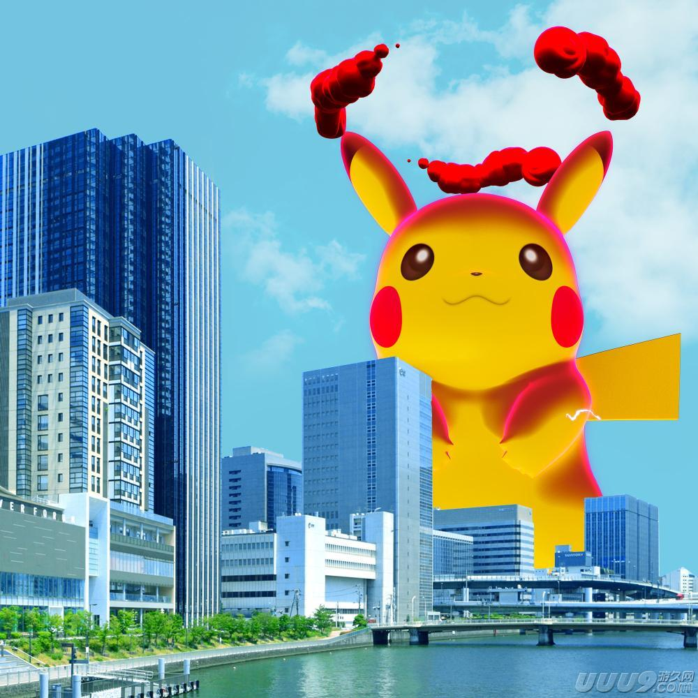 《Pokemon》推出拍照APP 极巨化宝可梦现身!
