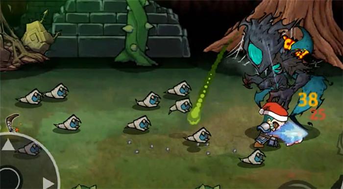 《失落城堡》X《异化之地》强强联手,异界主宰空降城堡