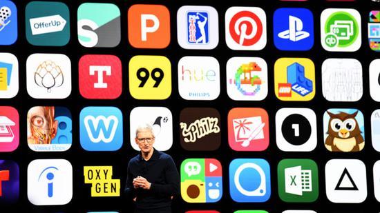 蘋果 App Store 去年營收 500 億美元,增速顯著放緩