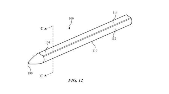 蘋果新專利暗示 Apple Pencil 未來或具備全觸覺感應控制