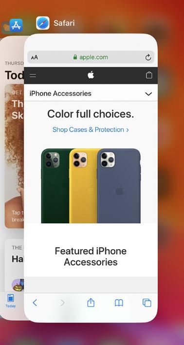 """iPhone X 及更新机型下方的""""小横条""""有 3 个功能,你都知道吗?"""