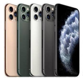 2019年第四季度iPhone 11系列在美最畅销 销量占比达69%