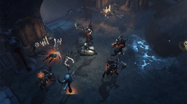 暴雪总裁透露《暗黑破环神:不朽》将在今年年中开启alpha测试