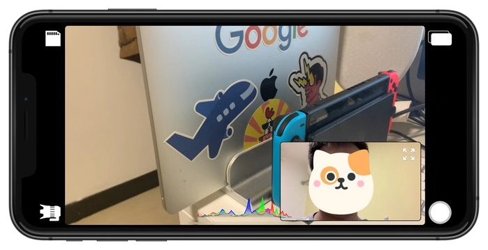 iPhone 11 如何开启多镜头同步录像?