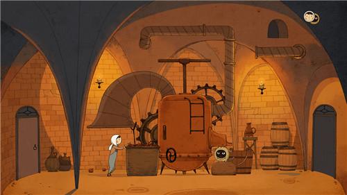 手绘风解密游戏《月影之塔》登录PC,踏上未知旅程