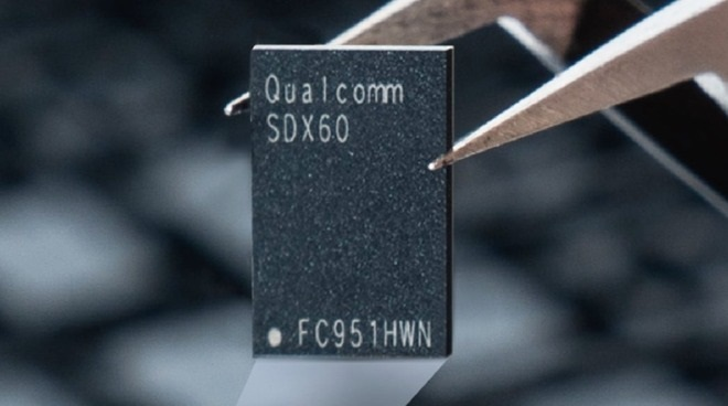 高通推出骁龙 X60 5G 芯片,或用于 2021 年苹果 iPhone 机型