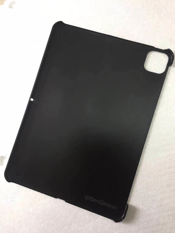 疑似 2020 款苹果 iPad Pro 保护壳曝光
