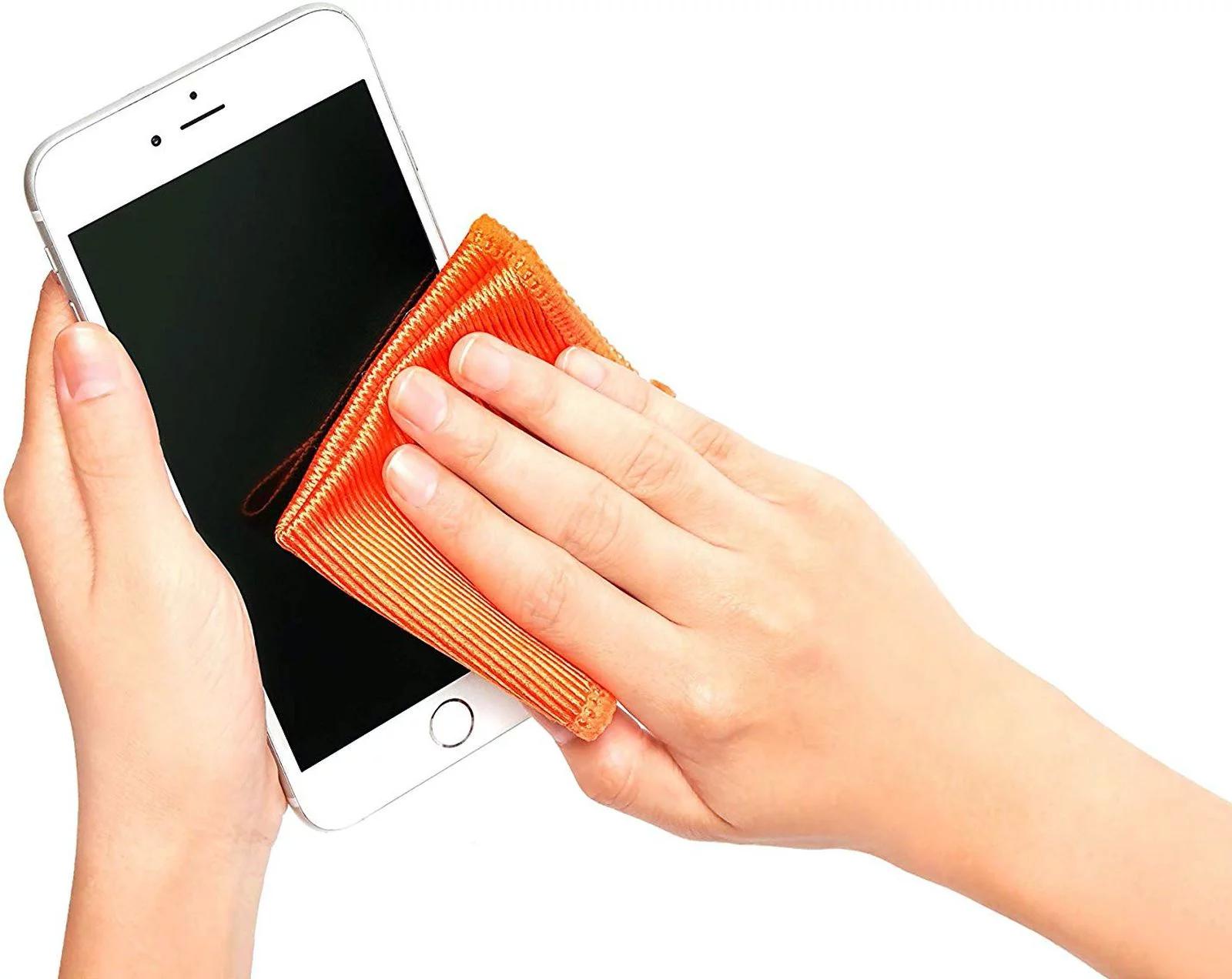 四大注意事项   如何清洁和消毒 iPhone 和 iPad?