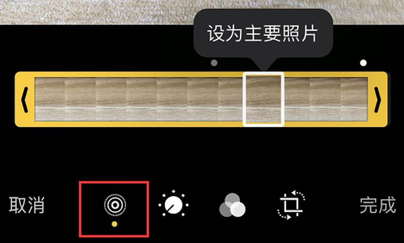 如何将 Live Photo 保存为静态照片?