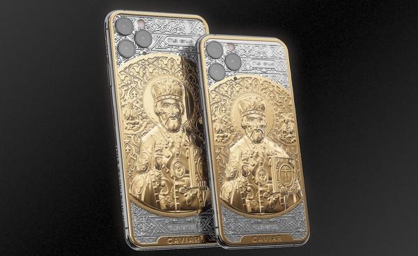 iPhone 11 Pro 系列全新定制版曝光,黄金与白银塑造机身