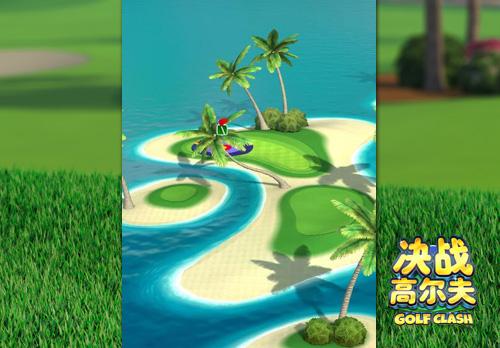 迎接踏青时节!《决战高尔夫》将推出新版本