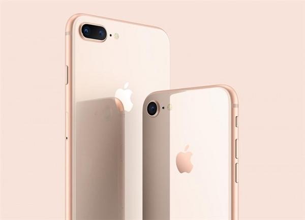 苹果中国官网现已下架 iPhone 8 和 iPhone 8 Plus
