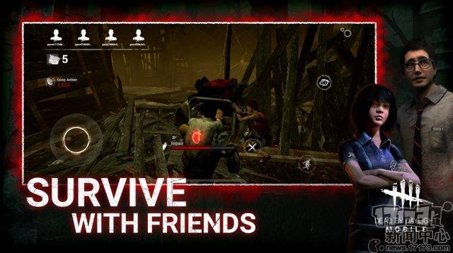 《黎明杀机》移动版已于4月16日正式上线 玩家可免费下载游玩