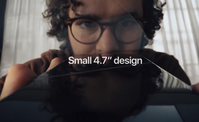 苹果发布全新 iPhone SE 广告:感受撕膜的乐趣