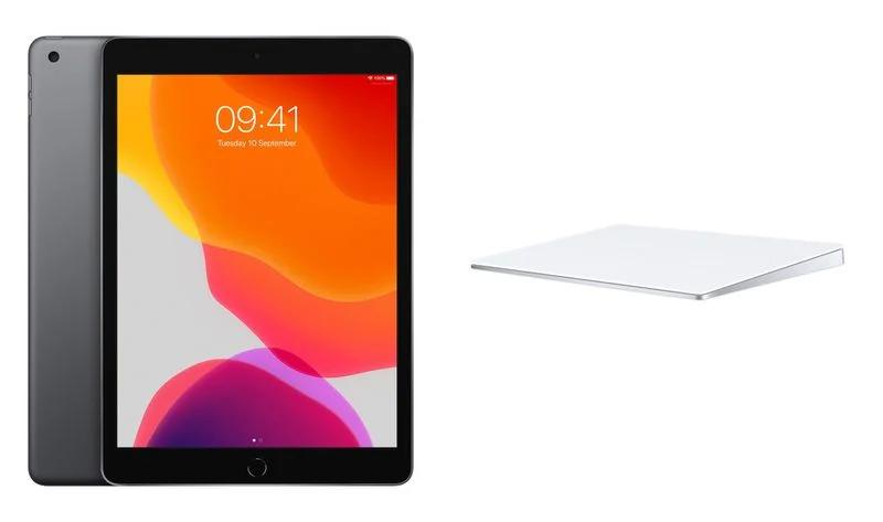 如何在 iPad 上使用 Magic Mouse 或妙控板?