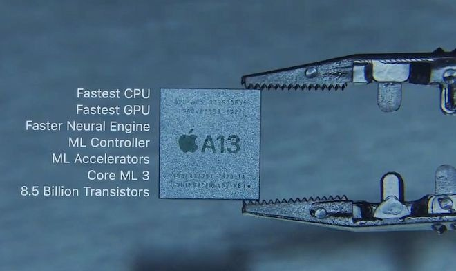 苹果最具野心的芯片计划曝光