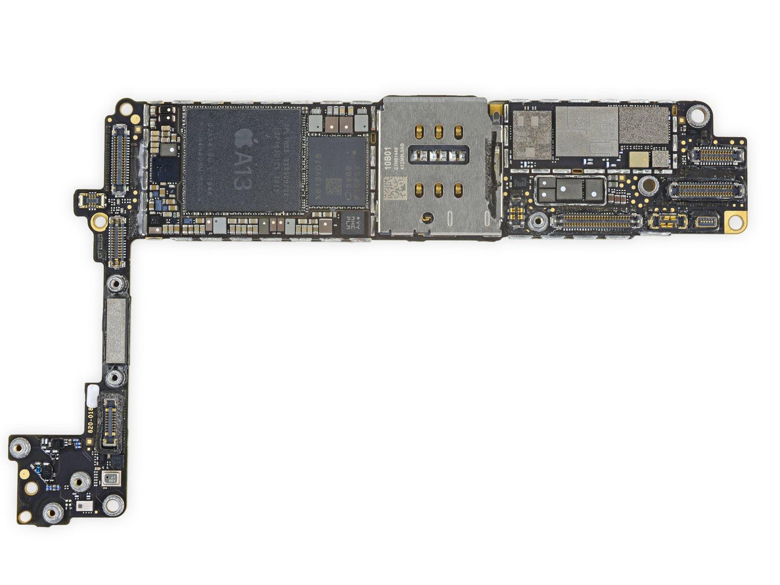 iFixit 分享苹果新款 iPhone SE 的详尽拆解(多图)