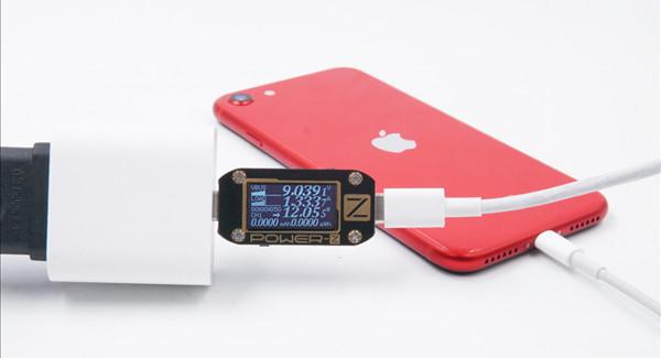 iPhone SE 充电测试:快充 2 小时充满
