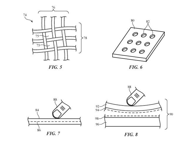 苹果新专利:未来苹果汽车或拥有可隐藏的车载显示屏