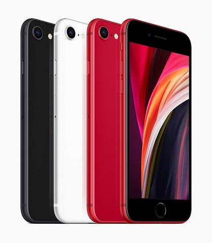 新款 iPhone SE 通知信息不支持 Haptic Touch 触控功能