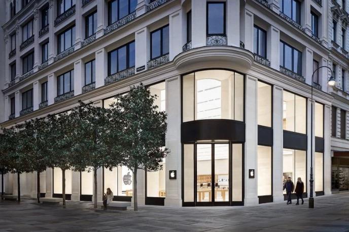 苹果计划 1-2 周内恢复营业奥地利和澳大利亚 Apple Store 营业