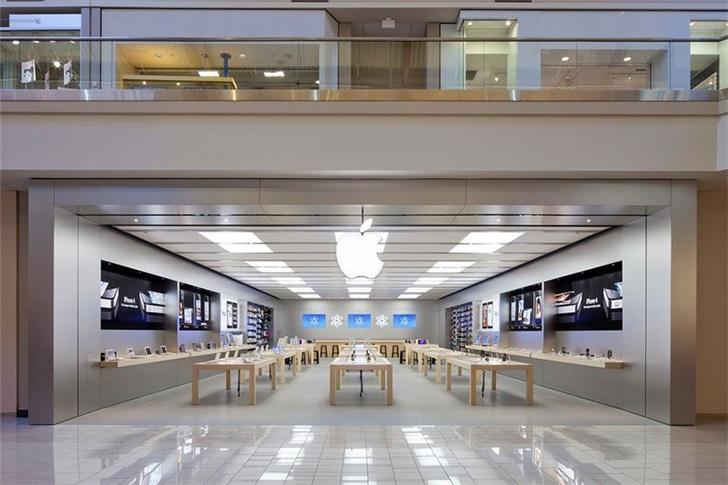 从下周开始,美国 Apple Store 将重新开业