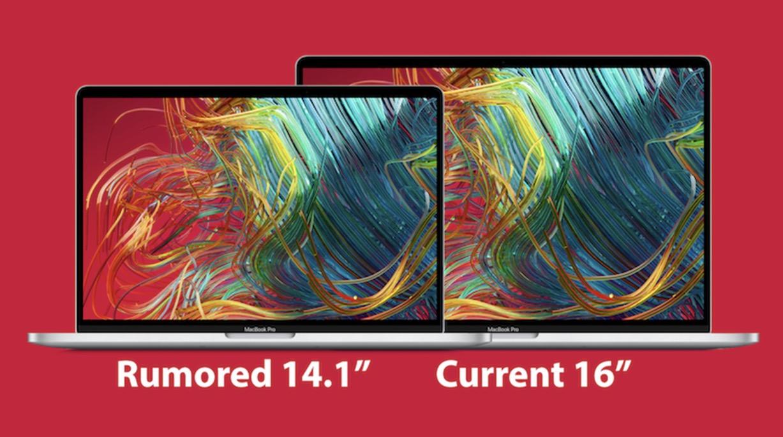 传闻苹果 14'' MacBook Pro 明年发布
