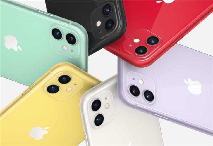市场研究报告:苹果 4 月 iPhone 销量同比下降 77%