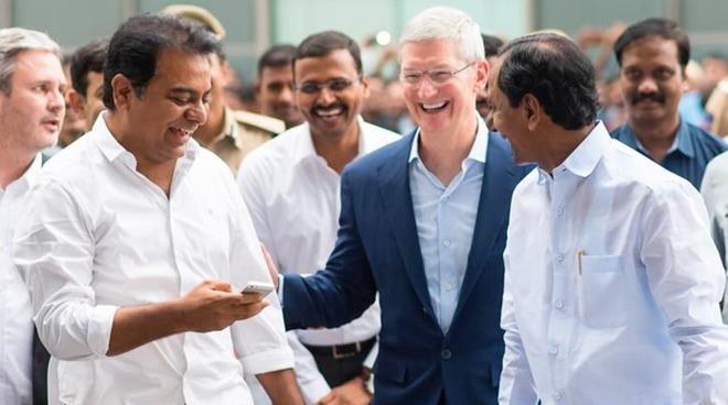 消息称苹果将转移五分之一的 iPhone 产能到印度工厂