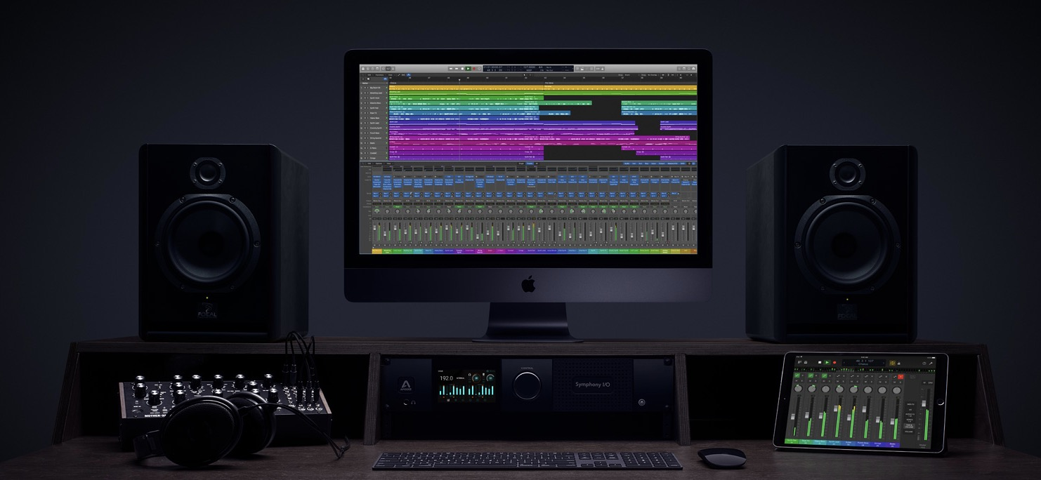 Apple 发布 Logic Pro X 10.5,支持实时循环乐段