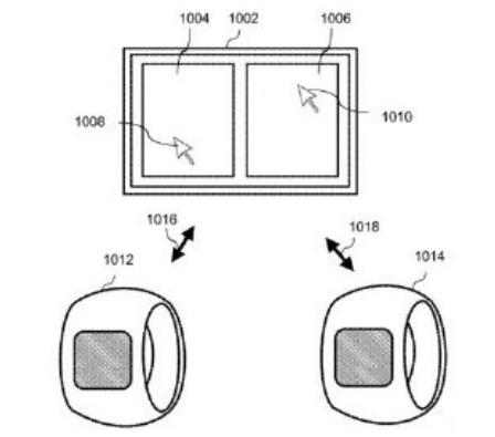 苹果又获一项伸缩戒指专利:可控制多种设备