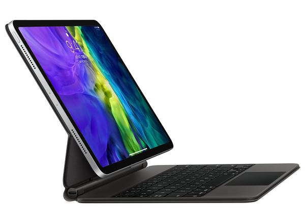 苹果 iPad Pro 新键盘遭用户吐槽:2 小时掉电 25%
