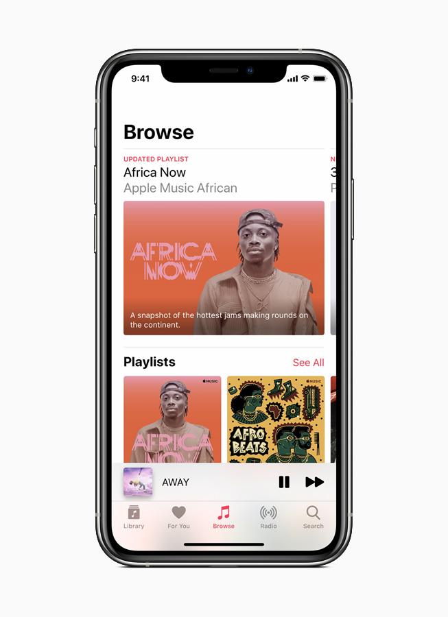苹果多项服务现已在全球更多的国家和地区提供