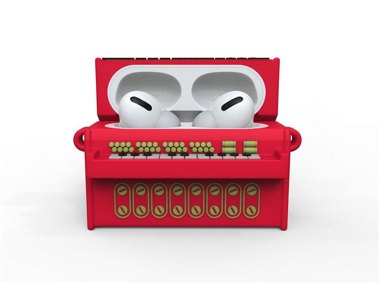 Apple 官微推送 5 款艺术家联名 AirPods Pro耳机壳