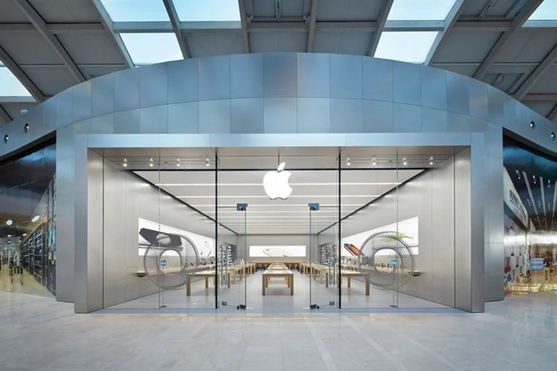 苹果:全球近百家 Apple Store 重新开业,进店都要带口罩