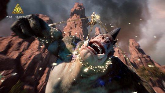 网易520重磅发布全平台游戏 《代号:Ragnarok(诸神黄昏)》