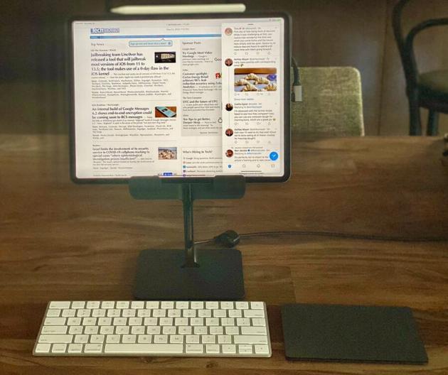 """前 Windows 负责人入手 iPad Pro:""""新的台式电脑"""""""