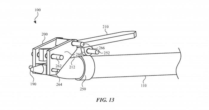 Apple Pencil 将来得奖提升力磁感应按键