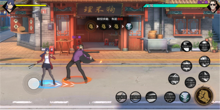 一部可以玩游戏的动画片,《一人之下》手游试玩