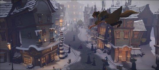 《哈利波特:魔法觉醒》安卓&iOS双平台魔法测试今日开启,霍格沃茨大门再次打开!