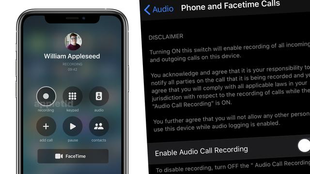 iOS 14会有通话录音功能吗?苹果为什么不开放通话录音功能?