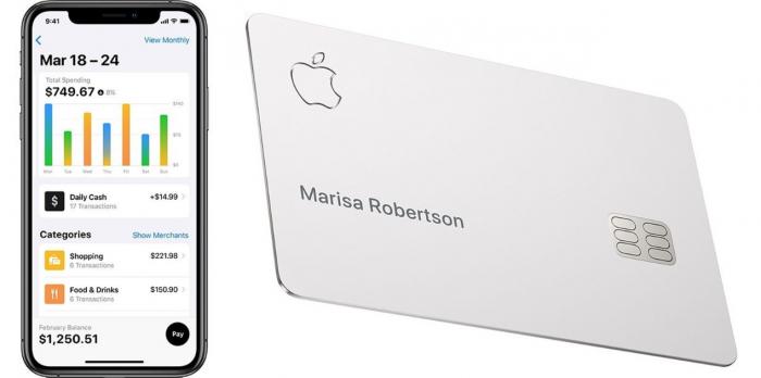 继 iPhone 之后 Apple Card 免息分期服务推广至 iPad 等其他产品