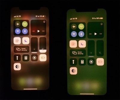 部分 iPhone 11 系列机型的用户遇到解锁屏幕变绿 Bug