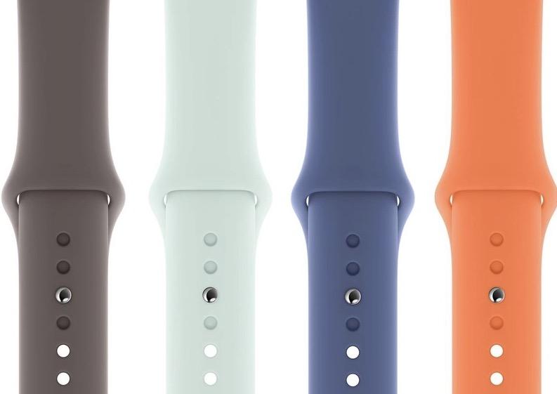 苹果推出夏季新色 iPhone 11 系列保护壳及 Apple Watch 表带