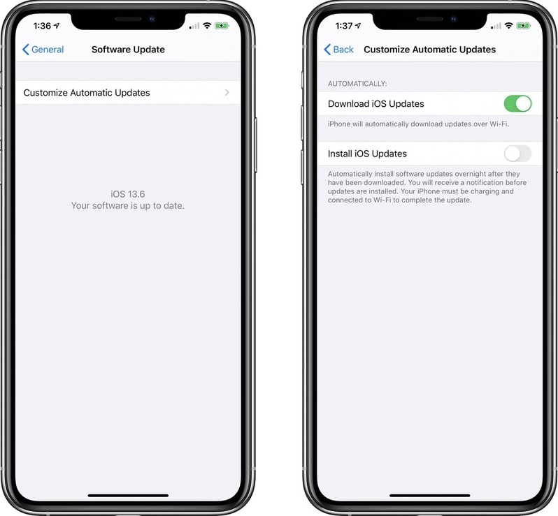 Apple 发布 iOS 与 iPadOS 13.6 开发者预览版 beta 2