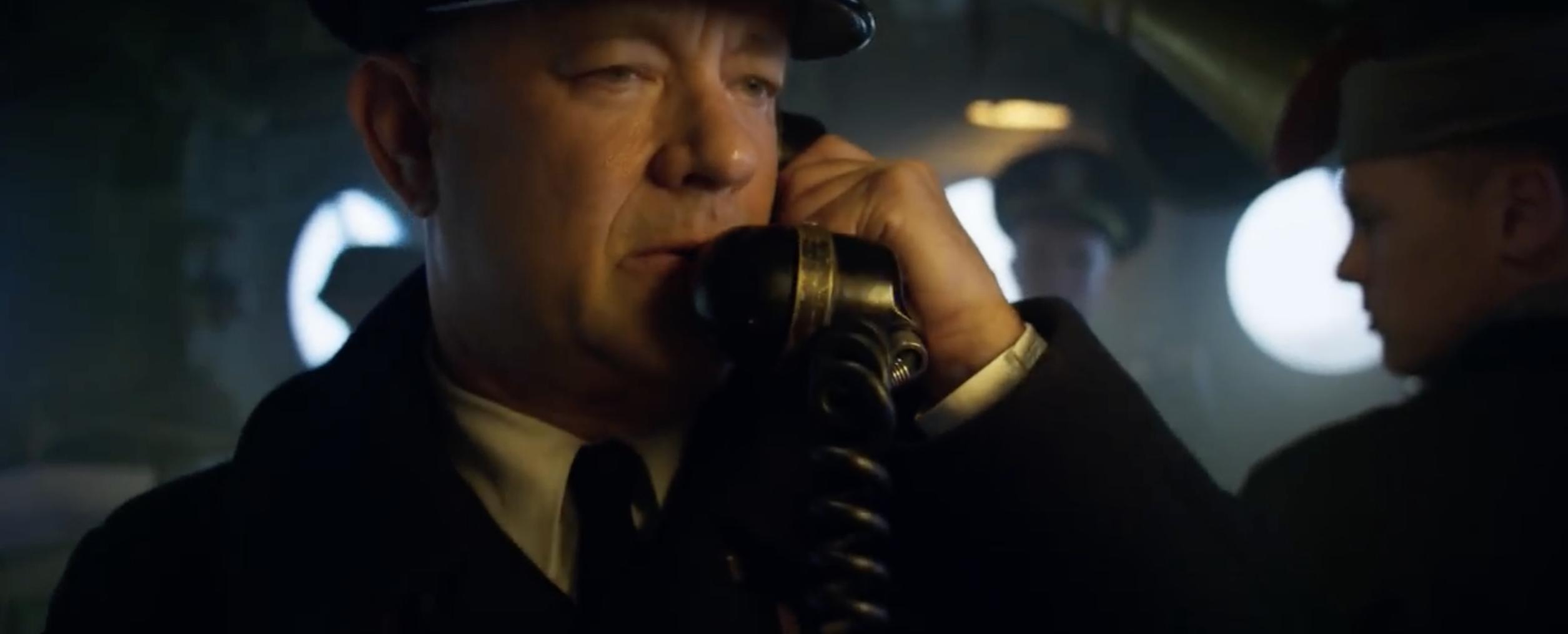 Apple TV+ 将于 7 月 10 日首映汤姆-汉克斯主演的故事片《灰狗》