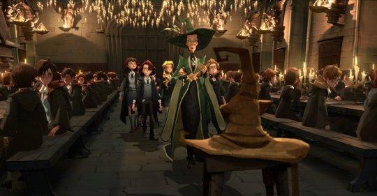 《哈利波特:魔法觉醒》安卓&iOS双平台魔法测试今日结束,期待下次开学!