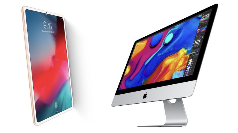 传苹果新款 iMac、10.8'' iPad Air 将在下半年发布