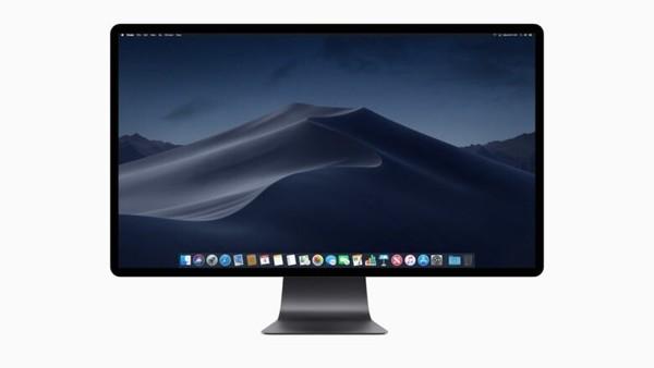 网友爆料新款苹果 iMac 图标差异:或将采用全面屏设计