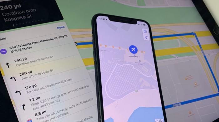 改进后苹果地图持续覆盖更多国家和地区,并提供详细信息